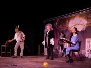 Rassegna nazionale a Trani: brillano gli attori della scuola di Teatro di San Benedetto del Tronto OffiCine Teatrali