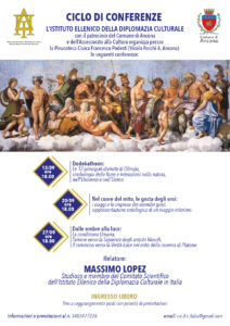 L'antica cultura greca in un ciclo di conferenze alla Pinacoteca Podesti di Ancona