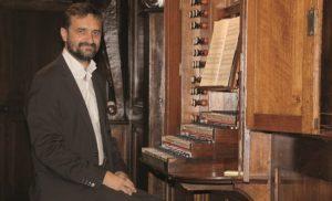 Castelli d'Aria, a Cerasa di San Costanzo concerto dell'organista Stanislav Šurin