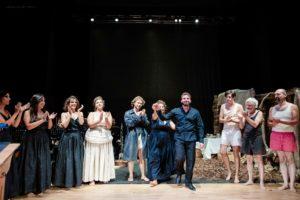 Mal di Terra, opera per ensemble da camera e live electronics al Teatro Lauro Rossi di Macerata