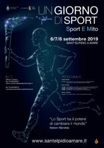 Sant' Elpidio a Mare: Un Giorno di Sport apre con Il tennista di luce di Cesare Catà