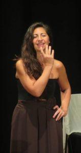 Cristiana Castelli: dalla Toscana al Cotton Jazz di Ascoli Piceno passando per il teatro