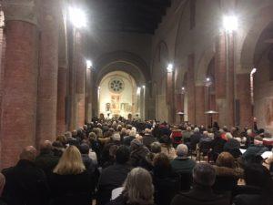 La FORM all'Abbadia di Fiastra con Vivaldi – Pärt