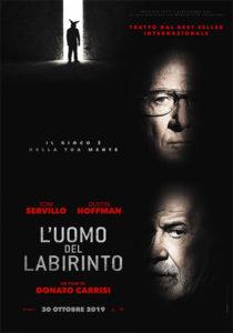 L'uomo del labirinto con Toni Servillo e Dustin Hoffman apre la stagione di cinema al Concordia