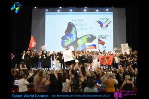 Grande successo per il Talent World Contest al PalaRiviera di San Benedetto