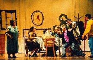 Al Teatro Durastante di Monte San Giusto si ride con il dialetto settempedano