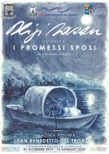 I preziosi acquerelli di Aligi Sassu in esposizione alla Palazzina Azzurra di San Benedetto