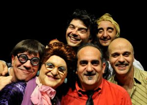 San Costanzo Show presenta in anteprima al Teatro Comunale di Cagli il nuovo spettacolo Sei personaggi in cerca del… settimo