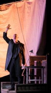 Macerata, al Teatro Lauro Rossi c'è Moby Dyck per la Rassegna Nazionale d'Arte Drammatica Angelo Perugini