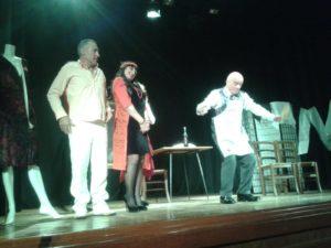 San Benedetto, al teatro San Filippo Neri tornano le Tre pecore viziose degli O'Scenici