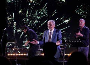 San Benedetto, iniziato il count down per il recital di Giancarlo Giannini al Teatro Concordia