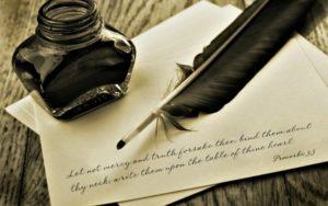 Al via la 1^ edizione del concorso letterario Parole d'archivio