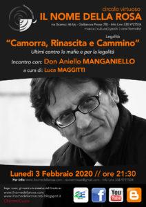Giulianova, don Aniello Manganiello presenta il libro Gesù è più forte della camorra