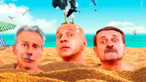 Al Cinema Rossini di Civitanova Marche il nuovo film di Aldo, Giovanni e Giacomo