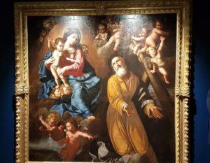 Restituita alla città di Pesaro il dipinto Madonna col bambino, Sant'Andrea e teoria di angioletti
