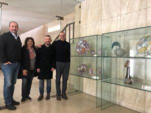 In mostra al palazzo comunale di Pesaro i lavori degli Amici della Ceramica