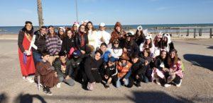 Carnevale a Cupra Marittima: la soddisfazione del sindaco Piersimoni