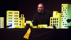 Ultimo appuntamento con la rassegna Tutti a teatro al Teatro delle Api di Porto Sant' Elpidio