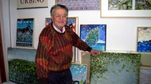 All' artista marchigiano Carlo Iacomucci il premio Il volo di Pegaso dell' Istituto Superiore della Sanità di Roma