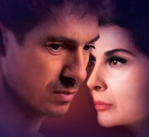 Giorgio Pasotti e Mariangela D'Abbraccio sul palco di Cagli per Hamlet in anteprima italiana