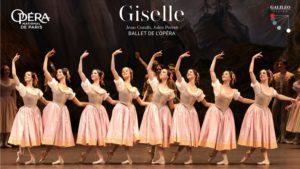 Al cinema Rossini direttamente da Parigi va in scena Giselle