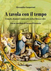 A tavola con il tempo di Alessandra Gasparroni al Circolo Nautico di Giulianova
