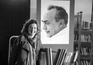 Nero di seppia per La pintica dei libri , rassegna letteraria a Giulianova