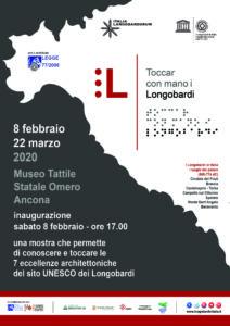 Toccare con mano i Longobardi, si inaugura sabato la mostra al Museo Tattile di Ancona