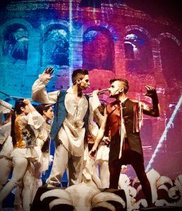San Benedetto, grande successo per il musical Romeo e Giulietta della Bottega di Antonio