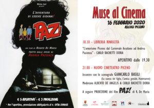 Ascoli Piceno, torna l'appuntamento con Muse al Cinema