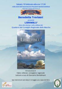 Librimblù, l'ultima fatica letteraria della prof.ssa Benedetta Trevisani