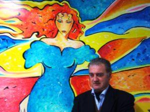 L'arte di Carlo Gentili a Dubai, l'artista si racconta in un libro che verrà presentato negli Emirati Arabi