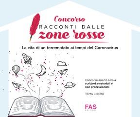 Ascoli Piceno: Fas Editore lancia il concorso letterario Racconti dalle zone rosse