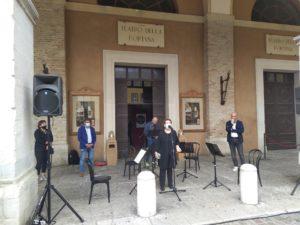 Fano: il Teatro della Fortuna riparte dagli spazi aperti, da ottobre si torna in sala