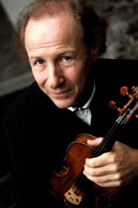 Il violinista Ilya Grubert ospite di RaccontARTI