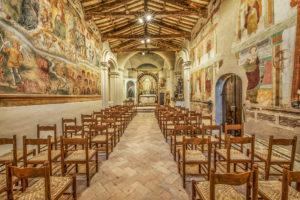 Da edicola a santuario, percorsi d'arte della chiesa della Madonna della Misericordia a Monteleone di Fermo