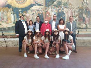 La storica trasmissione tv Donnavventura racconta le bellezze di Pergola