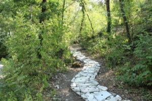 Al bosco di Sant'Anna torna l'appuntamento con la Land Art al Furlo