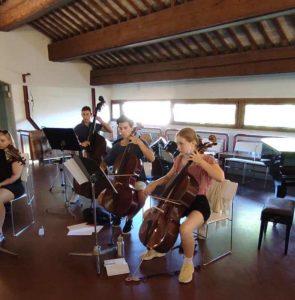Pesaro, La musica: un ponte tra i popoli al Conventino di Monteciccardo